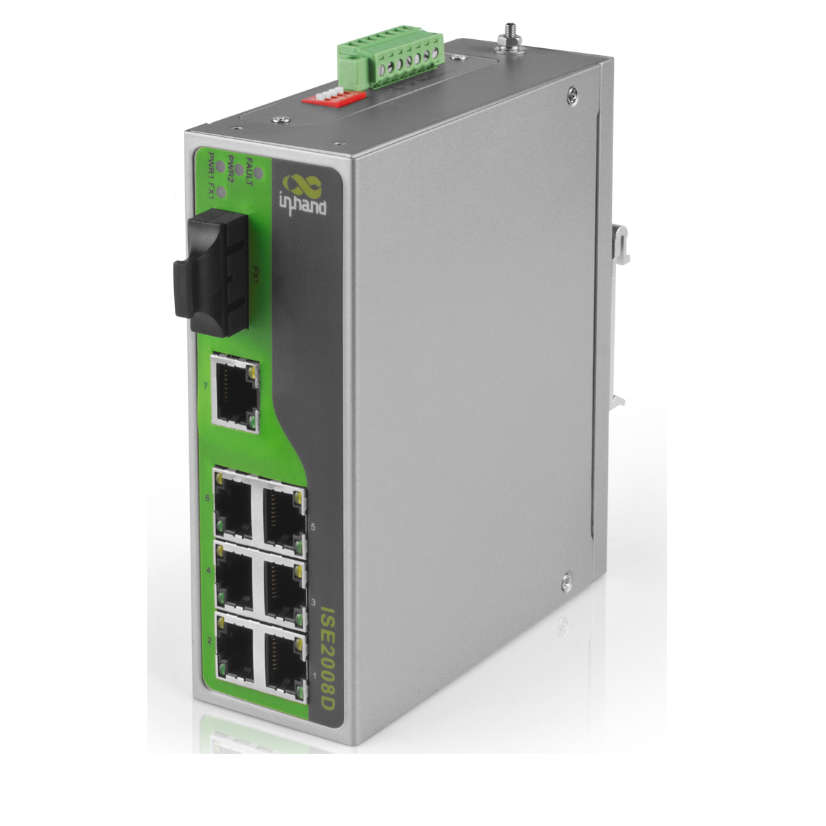 Entry-level Ethernet Switch ISE 2008D