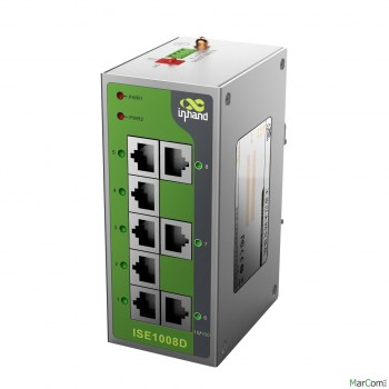 ISE1008D Switch industriale unmanaged 8 porte